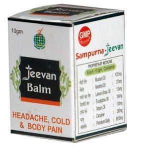 Jeevan Balm (जीवन बाम) 8gm