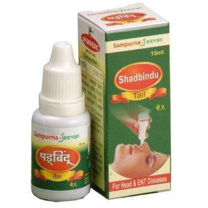 Shadbindu Tail (षड्बिंदू तेल) 15ml